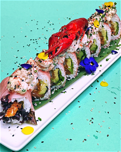 Foto Crayfish Roll