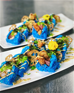 Foto Mixed Fish Roll